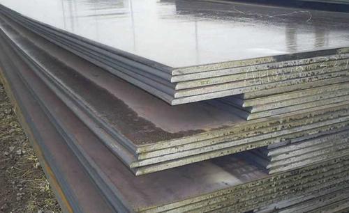 兰溪Q345qc桥梁钢板
